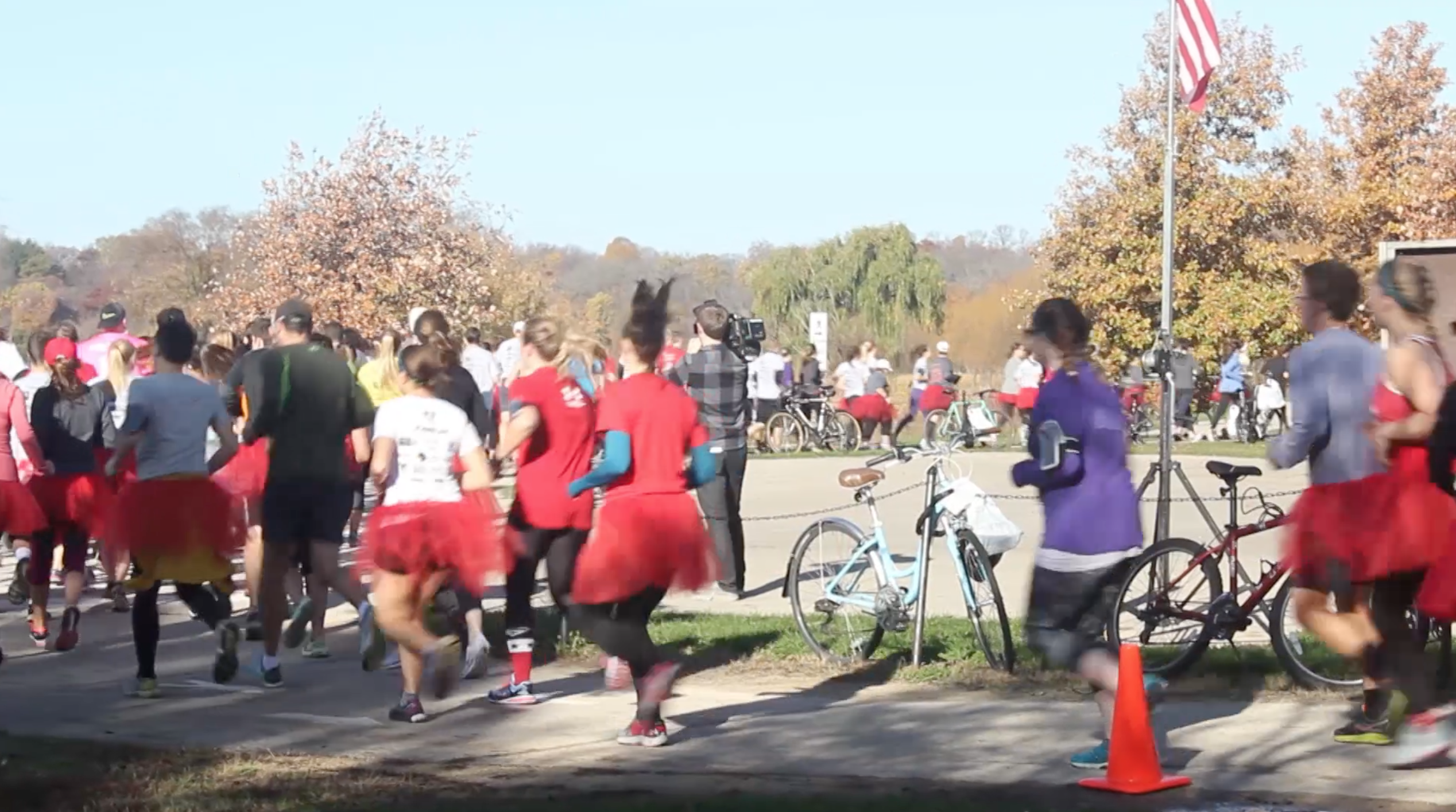 """Tutu Trot"" raises thousands for heart health awareness"