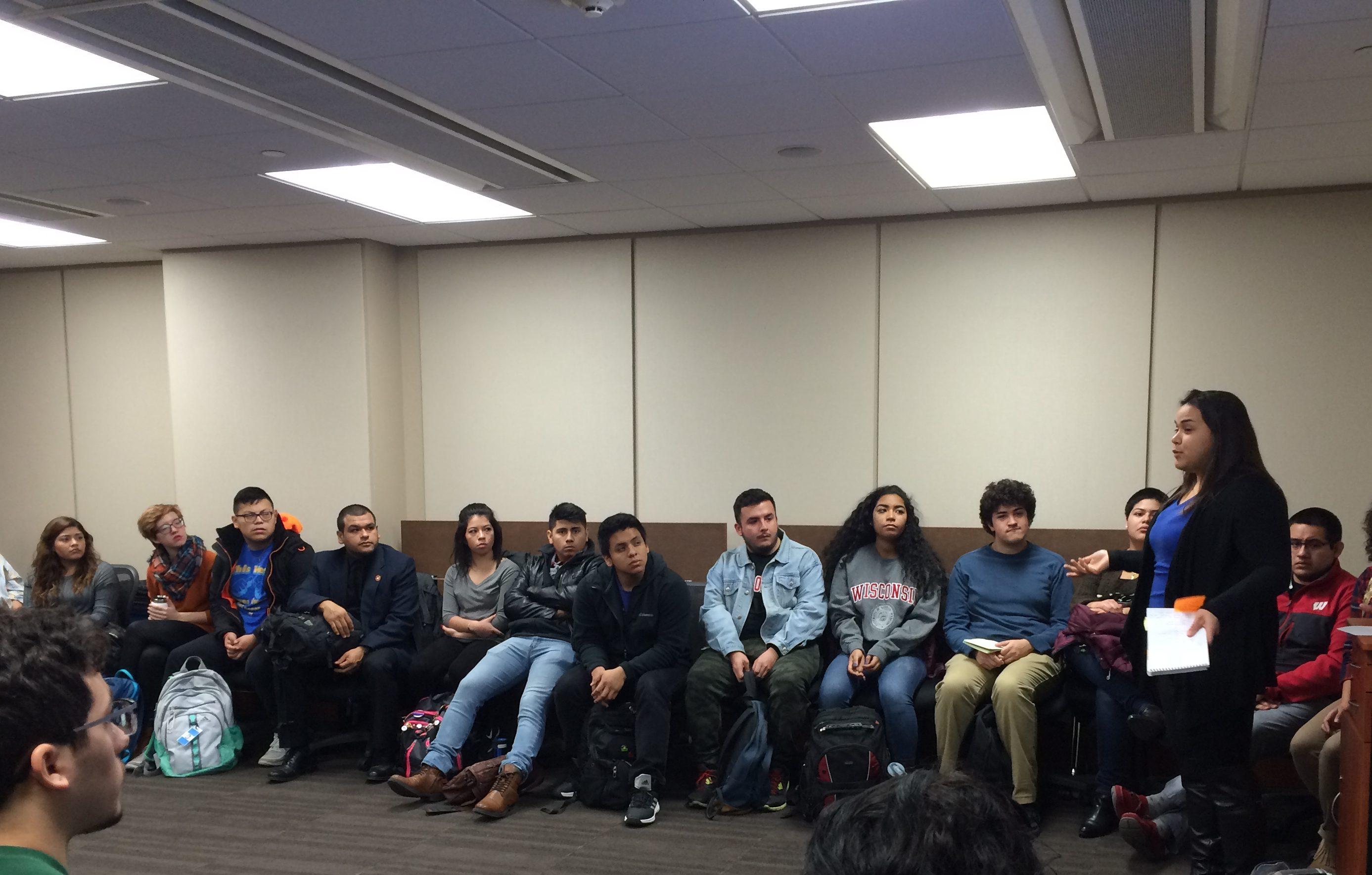 Latinx Students Work Towards Unity