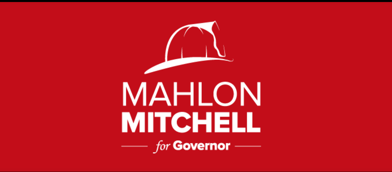 Mahlon Mitchell Announces Gubernatorial Run